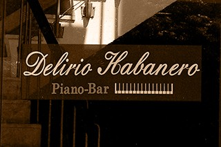 Piano Bar Delirio Habanero
