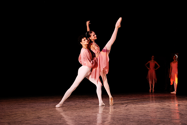 Ballet Performance by Cuban National Ballet Company