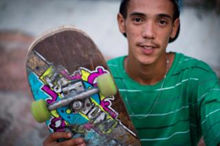 Skateboard Diplomacy