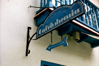 Café Bohemia