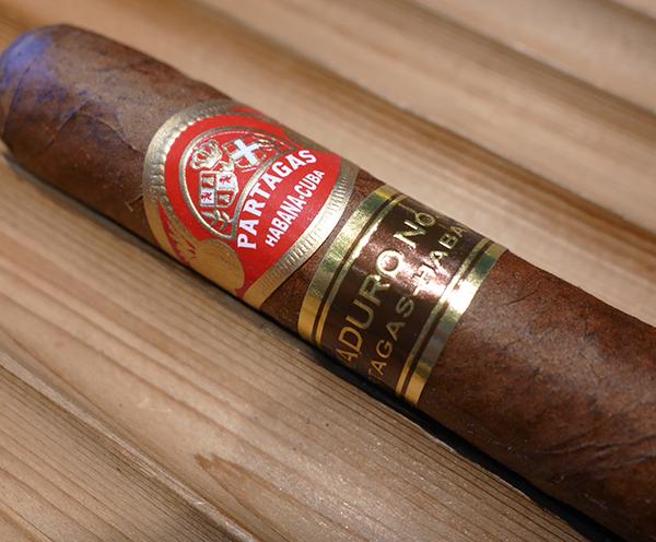 Cigar Review: Partagas Maduro No. 1