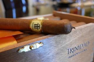 Cuban cigar Trinidad Fundadores 2014