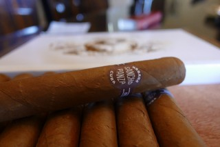Cigar Review, Sancho Panza Non Plus
